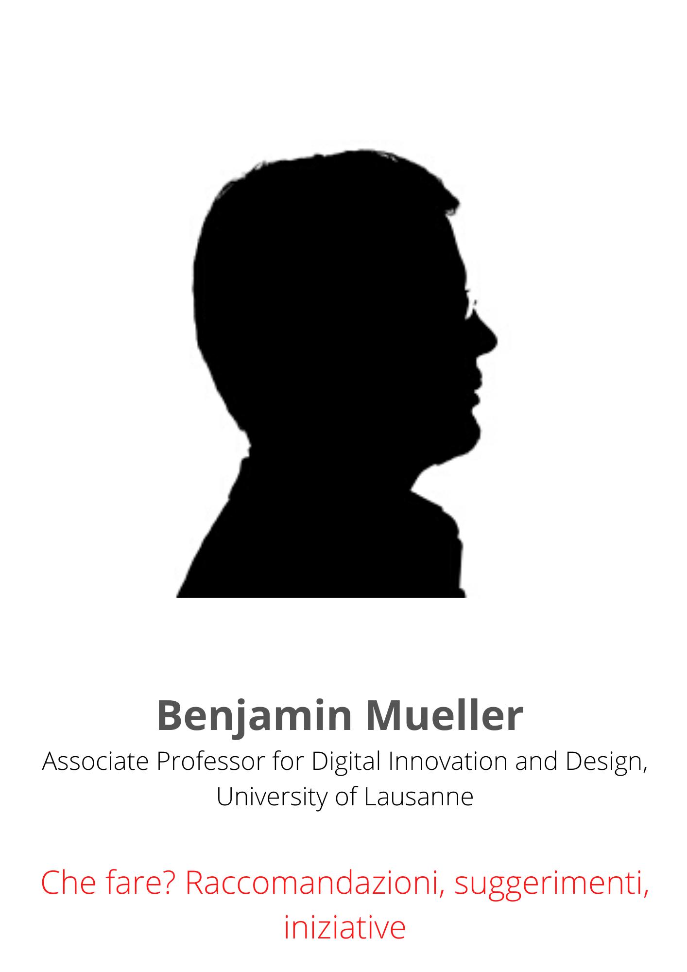 Benjamin Mueller