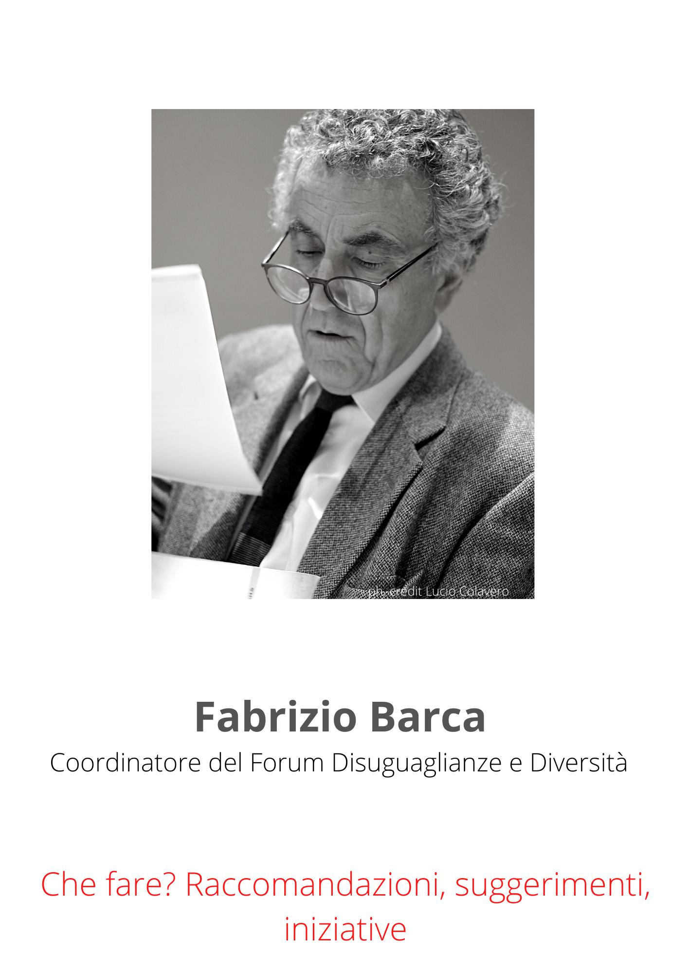 Farbrizio Barca