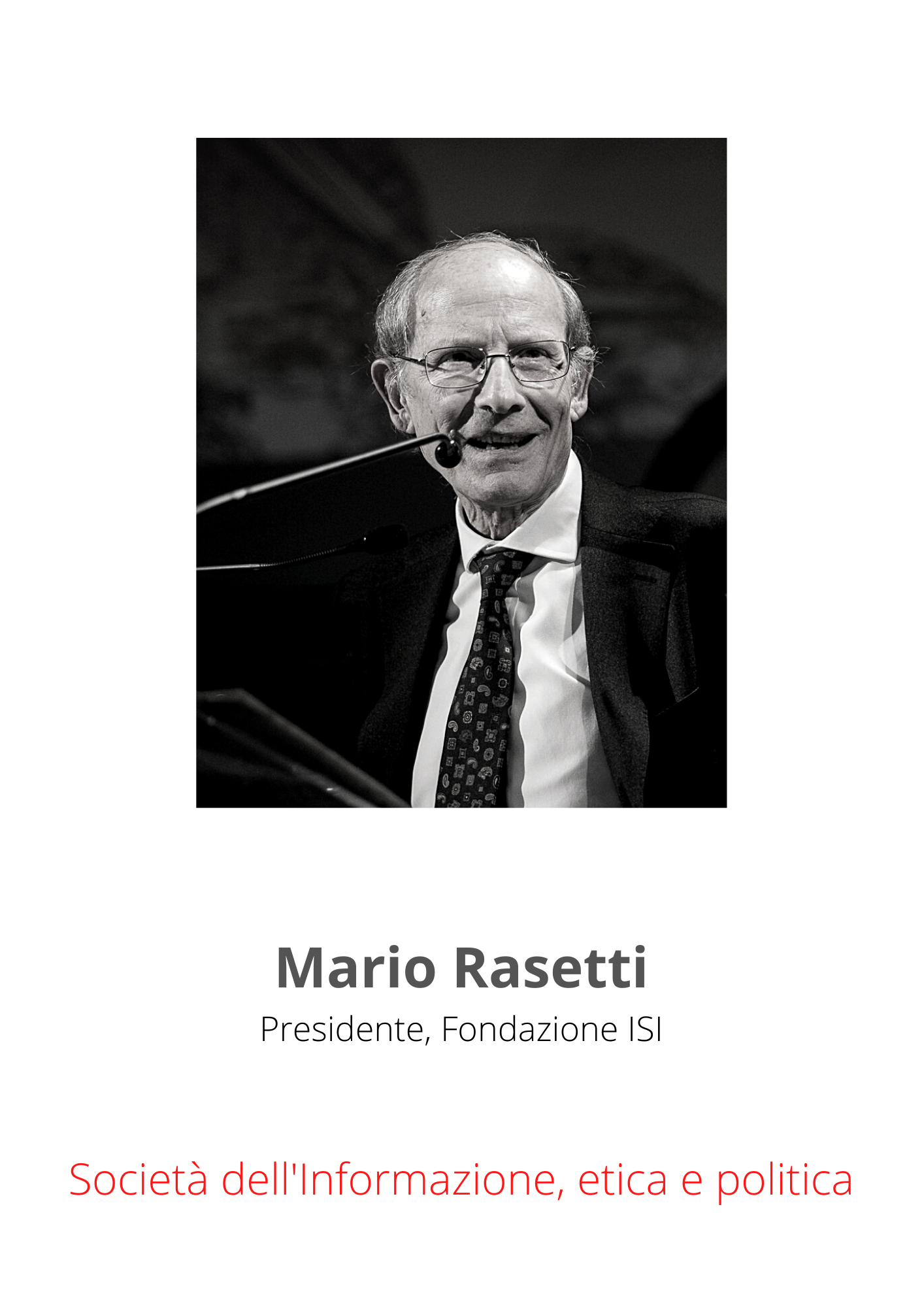 Mario Rasetti