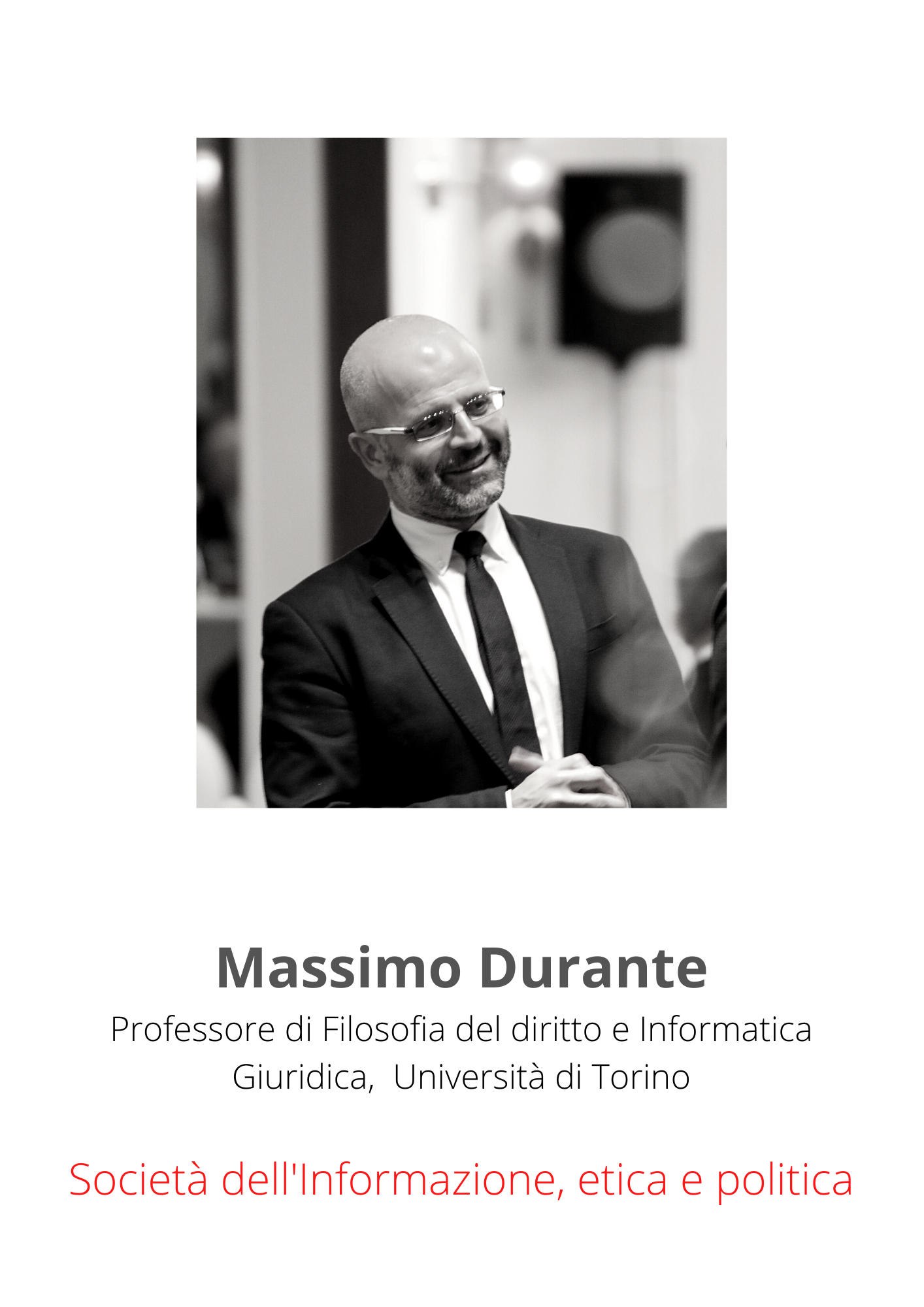 Massimo Durante